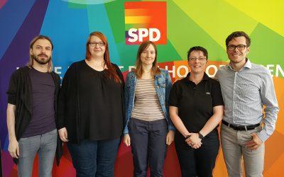 Vollversammlung der Schwusos Sachsen wählt Vorstand
