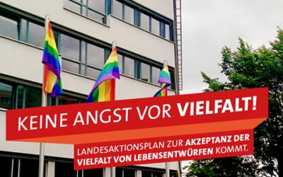 """Schwusos Sachsen: """"CDU-MdL stellt 'Aktionsplan für Vielfalt von Lebensentwürfen' im Koalitionsvertrag in Frage"""""""