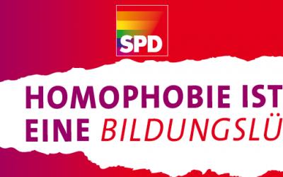 Sachsen braucht einen Bildungsplan für Akzeptanz!