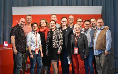 Bundeskonferenz der SPDqueer in Saarbrücken