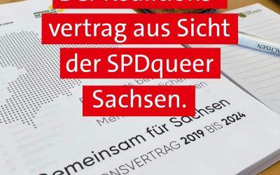"""""""Vielfalt und Antidiskriminierung"""" erhält eigenes Unterkapitel im sächsischen Koalitionsvertrag: Unsere erfolgreiche Arbeit kann fortgesetzt werden."""